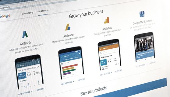 présentation google my business