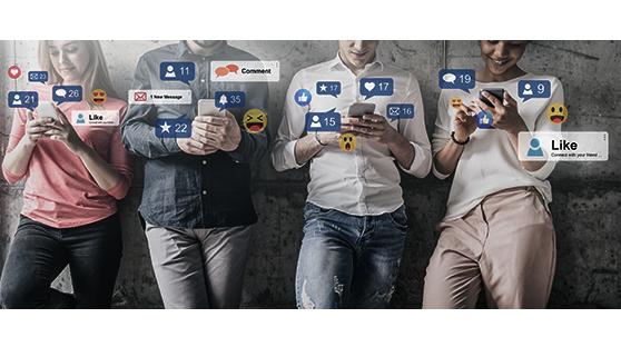 réseaux sociaux présentation